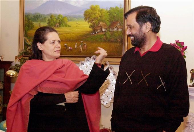 File Photos Of Union Minister And LJP Chief Ram Vilas Paswan
