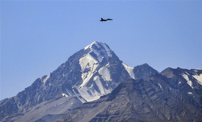 India - China Border Standoff 2020
