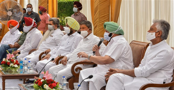 Opposition Parties Protest Against Farm Bills Across India