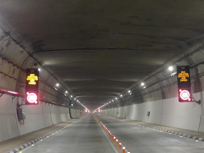 Take A Look At World's Longest High-Altitude Atal Tunnel