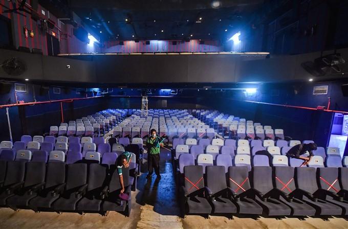 Cinema Hall Reopens Across India
