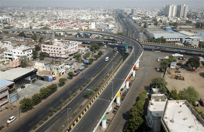 60-hr Curfew Imposed In Ahmedabad, Due To Rise In COVID-19 Cases