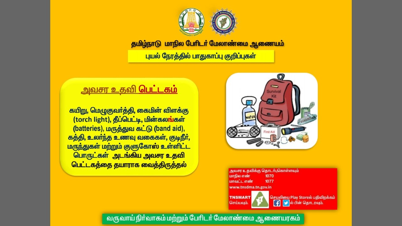 Dos And Don'ts For Cyclone Nivar