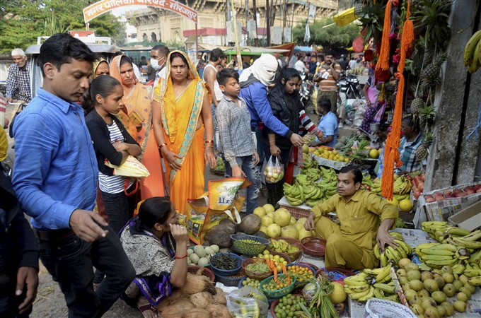 Preparation For Chhath Puja Across India