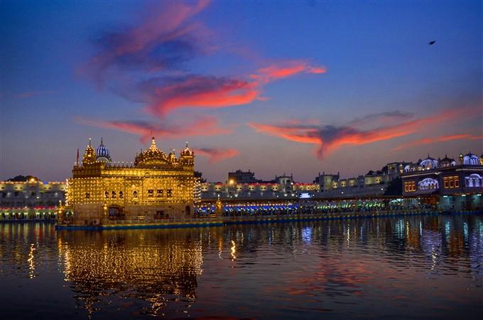 551st Birth Anniversary Of Guru Nanak Dev