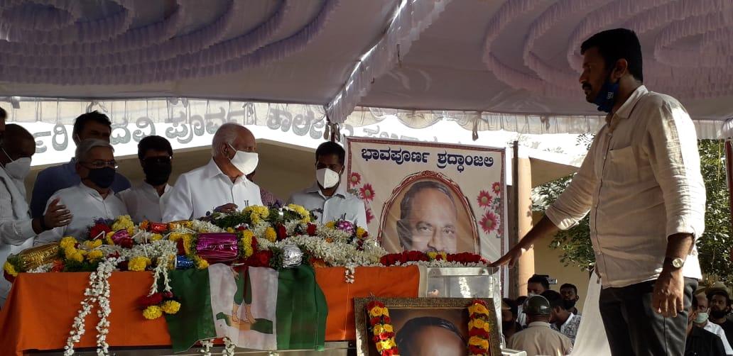 SL Dharme Gowda Final Journey