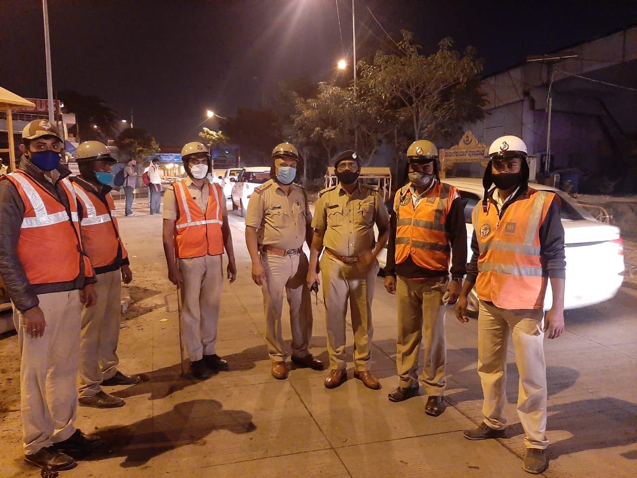 Bengaluru New Year 2021 Celebration And Preparation Photos