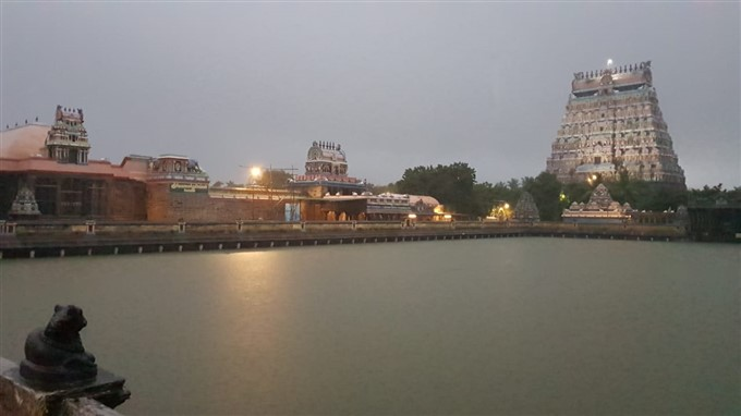 Cyclone Burevi Hits Tamil Nadu, Stunning Pictures