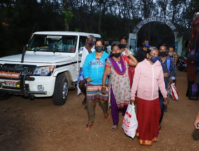 Cyclone Burevi To Hit Kerala