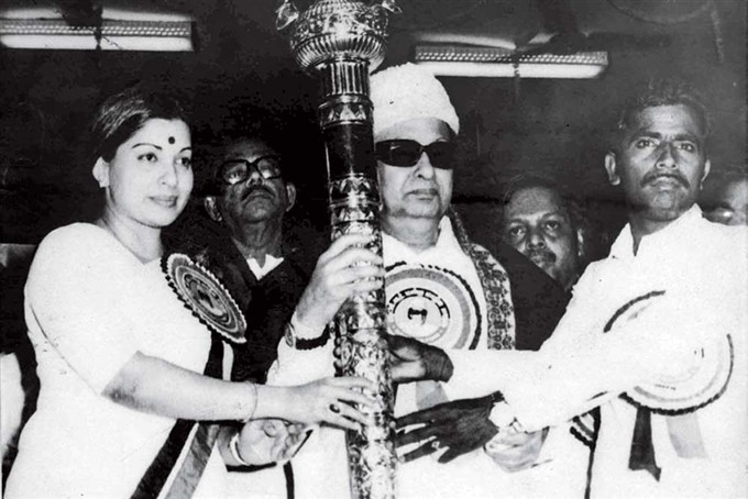 Immortal MGR's Death Anniversary Today