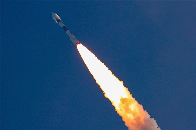 ISRO Launches Communication Satellite CMS-01, PSLV-C50
