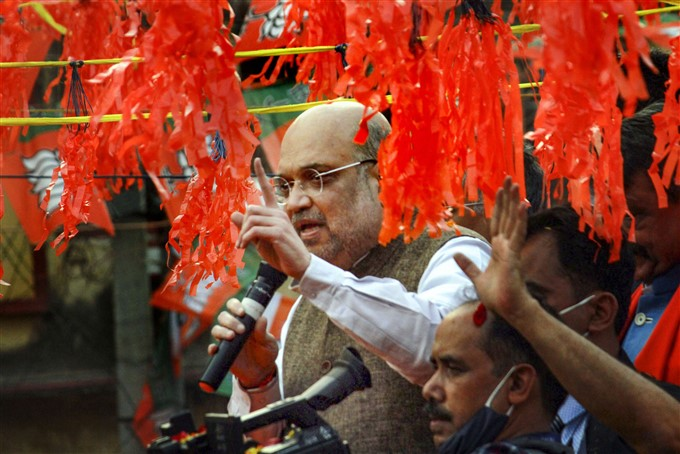 Home Minister Amit Shah 2 Day Visit To West Bengal