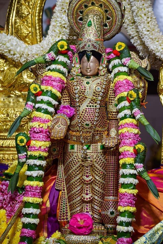 வைகுண்ட ஏகாதசி பெருமாளின்  108 திவ்ய தேசங்களில் கோலாகலம்