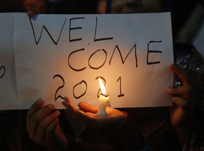 ಚಿತ್ರಗಳು: ವಿಶ್ವಾದ್ಯಂತ ಹೊಸ ವರ್ಷ ಆಚರಣೆ