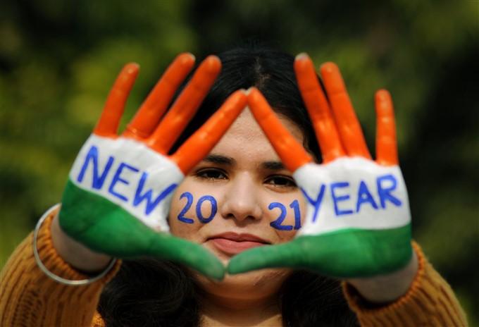 2021 புத்தாண்டு பஞ்சாப் மாநிலத்தில் உற்சாக கொண்டாட்டம்