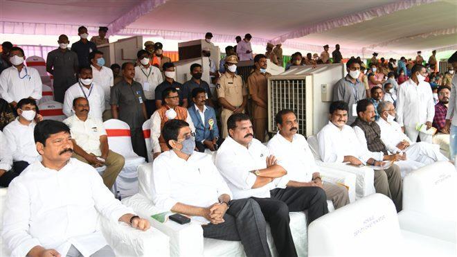 Andhra Pradesh Republic Day Celebration 2021