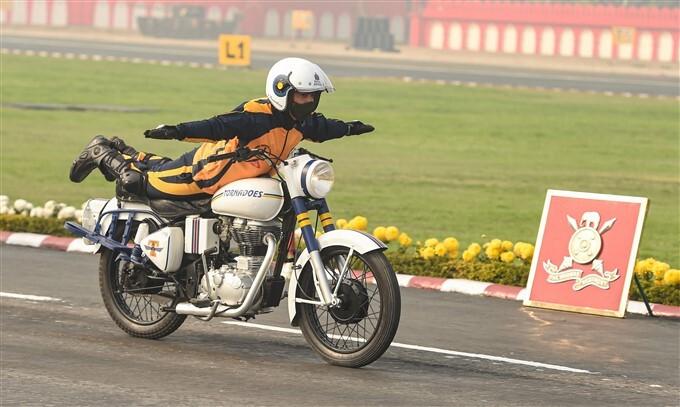 73ാമത് സൈനിക ദിന പരേഡ്- ദില്ലിയിലെ പരേഡ് മൈതാനത്ത് നിന്നുളള ചിത്രങ്ങള്