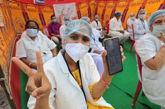Covid-19 Vaccine Dry Run Across India, 11/01/2021