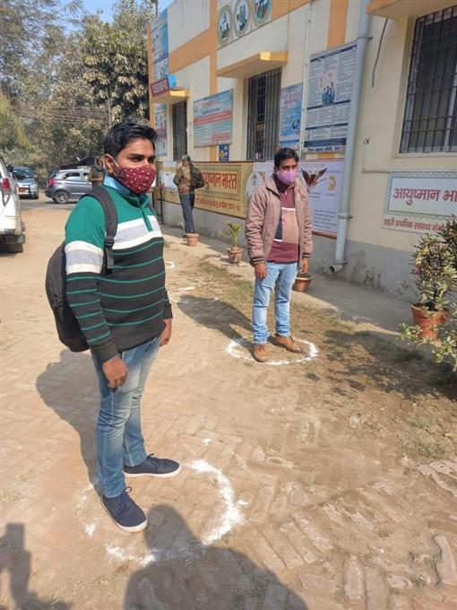 Covid-19 Vaccine Dry Run Across India