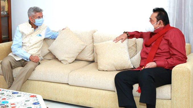 ಚಿತ್ರಗಳು : ಶ್ರೀಲಂಕಾಗೆ ವಿದೇಶಾಂಗ ಸಚಿವ ಜೈಶಂಕರ್ ಮೂರು ದಿನಗಳ ಭೇಟಿ