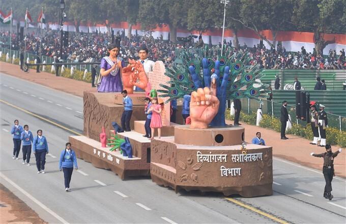 Full Dress Rehearsals For Republic Day 2021 Parade In New Delhi
