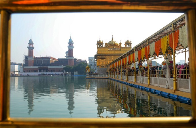 ಚಿತ್ರಗಳು:ಅಮೃತಸರದಲ್ಲಿ ಗುರುಗೋವಿಂದ್ ಸಿಂಗ್ ಜಯಂತಿ ಆಚರಣೆ