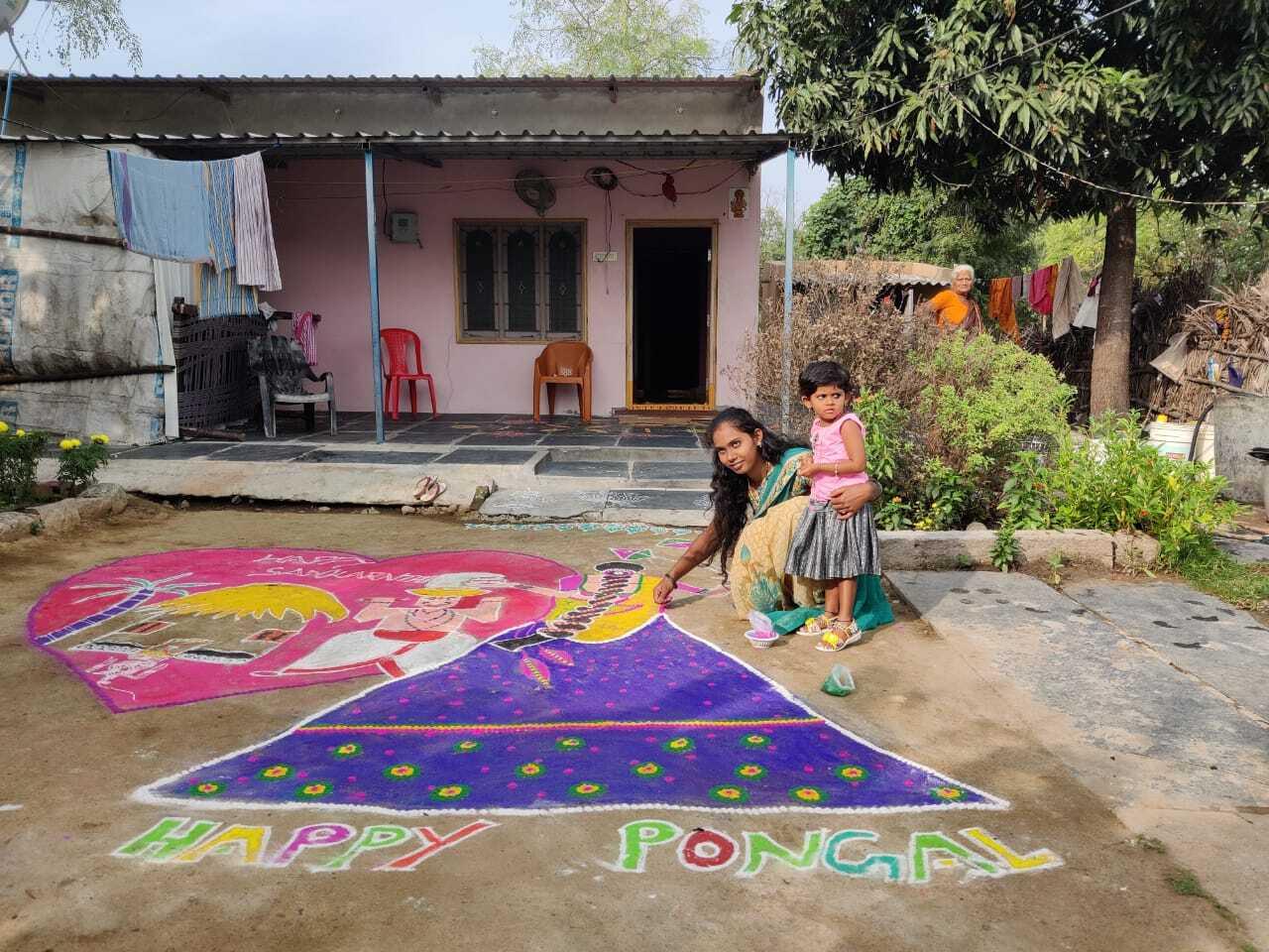 Makara Sankranthi Celebrate In Various Districts Of Karnataka