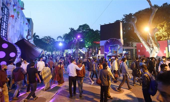 26th Kolkata International Film Festival, In Kolkata
