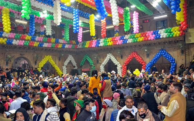 New Year Celebration Across India