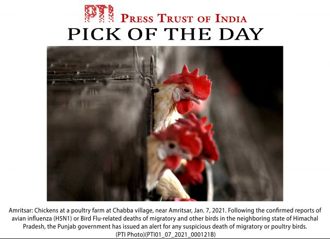 News In Photos (7 January 2021) | Photos Of Top News Today - Oneindia Gallery