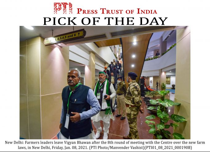 News In Photos (8 January 2021) | Photos Of Top News Today - Oneindia Gallery