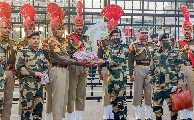 Spectacular Pics From 72nd Republic Day Celebrations