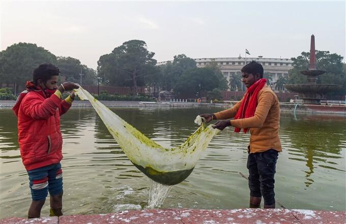 ಚಿತ್ರಗಳು: ದೆಹಲಿಯಲ್ಲಿ ಗಣರಾಜ್ಯೋತ್ಸವ ಪರೇಡ್ ಪೂರ್ವಾಭ್ಯಾಸ
