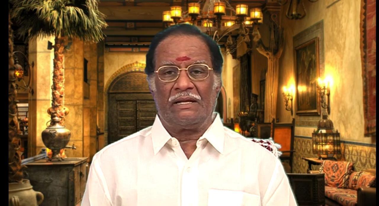 மறைந்தார் சித்த வைத்தியர் சிவராஜ் தாத்தா.. மறக்க முடியாத போட்டோக்கள்