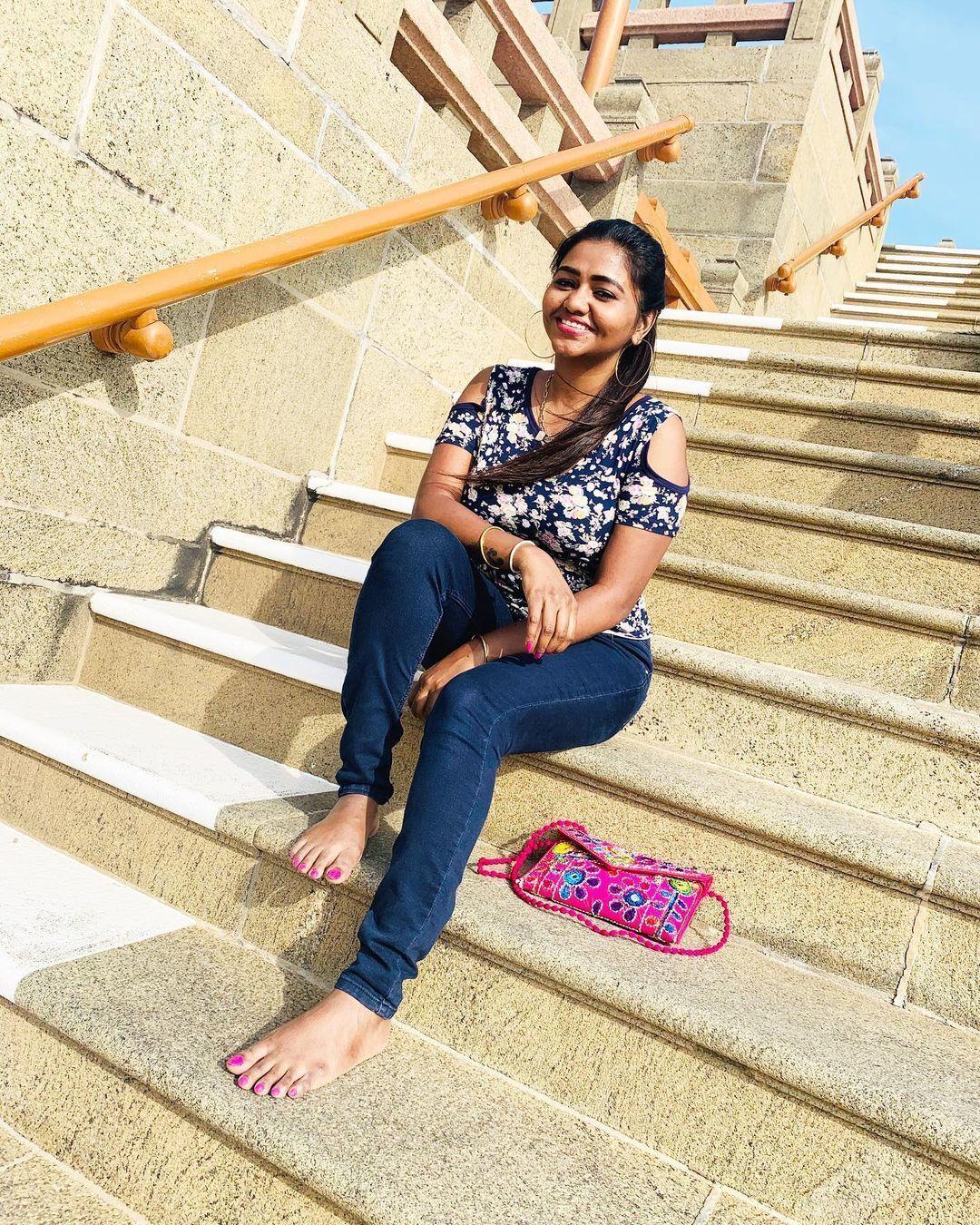 രാജകുമാരിയെ പോലെ നടി ഷാലു ഷമ്മു: പുതിയ ചിത്രങ്ങള്