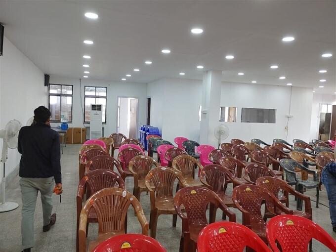 ബംഗാളിൽ തിരഞ്ഞെടുപ്പ് പ്രചാരണം ശക്തമാക്കി ബിജെപി- ചിത്രങ്ങൾ കാണാം
