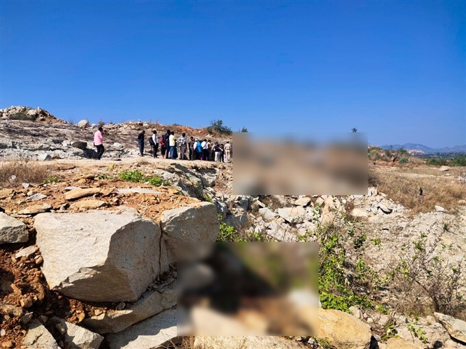 Gelatin Sticks Explode In Karnataka's Chikkaballapur