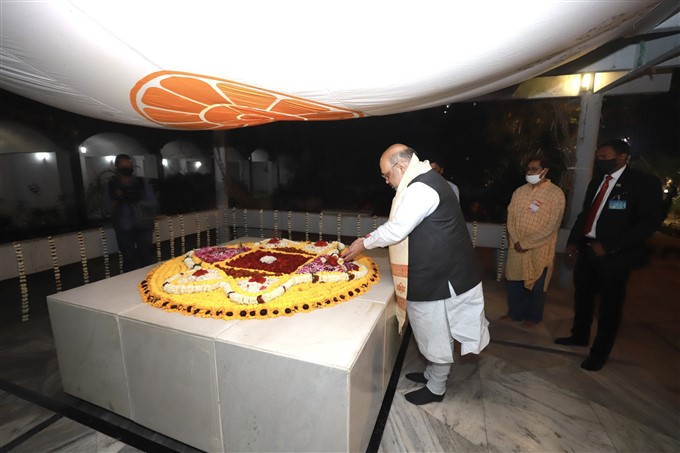 HM Amit Shah 2 Day Visit To West Bengal