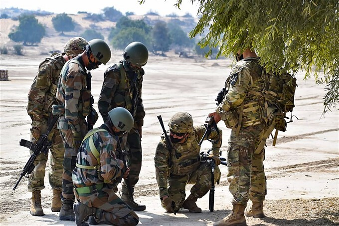16th India-US Joint Military Exercise 'Yudh Abhyas 20'