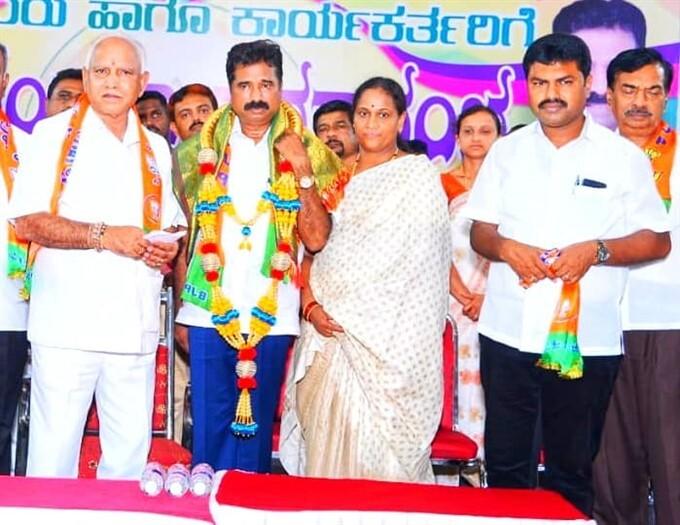 Karnataka Chief Minister BS Yediyurappa Celebrating 79th Birthday