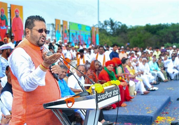 Panchamasali Lingayat Convention In Bengaluru
