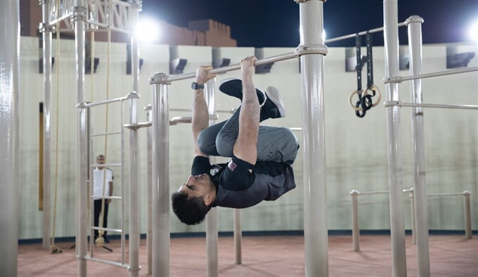 Qatar Emir Celebrates National Sport Day