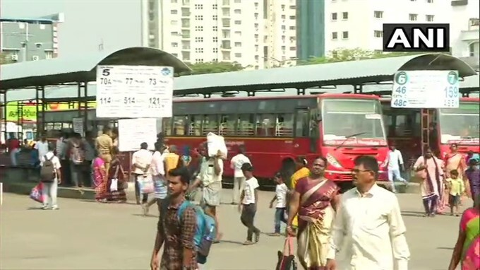 Transport Strike In Tamil Nadu