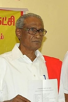 Veteran CPI Leader D. Pandian Passes Away