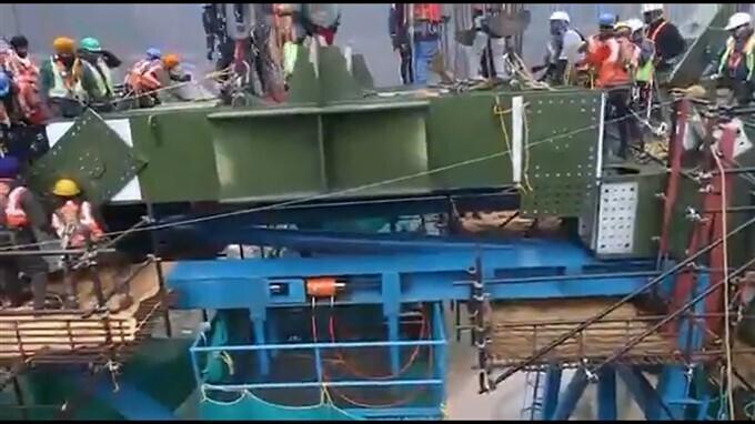 ലോകത്തെ ഏറ്റവും ഉയരംകൂടിയ റെയില്വേ പാലം ചെനാബ് നദിക്ക് മുകളിലൂടെ പണിയുന്നു, ചിത്രങ്ങള് കാണാം