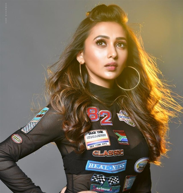 Actress And TMC Leader Mimi Chakraborty