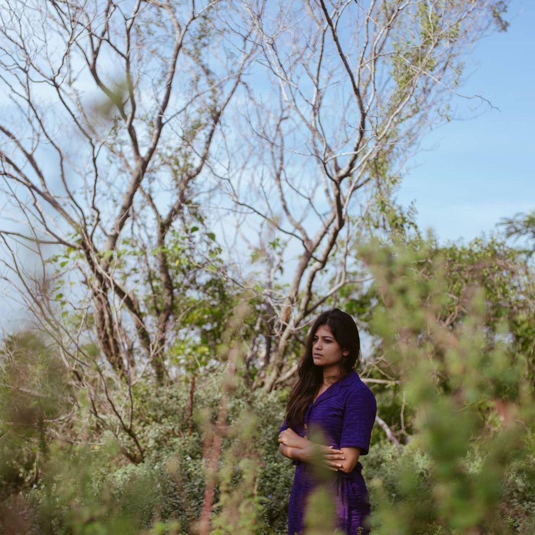 കാനന മനോഹാരിതയ്ക്കൊപ്പം അതിഥി ബാലന്: ചിത്രങ്ങള്