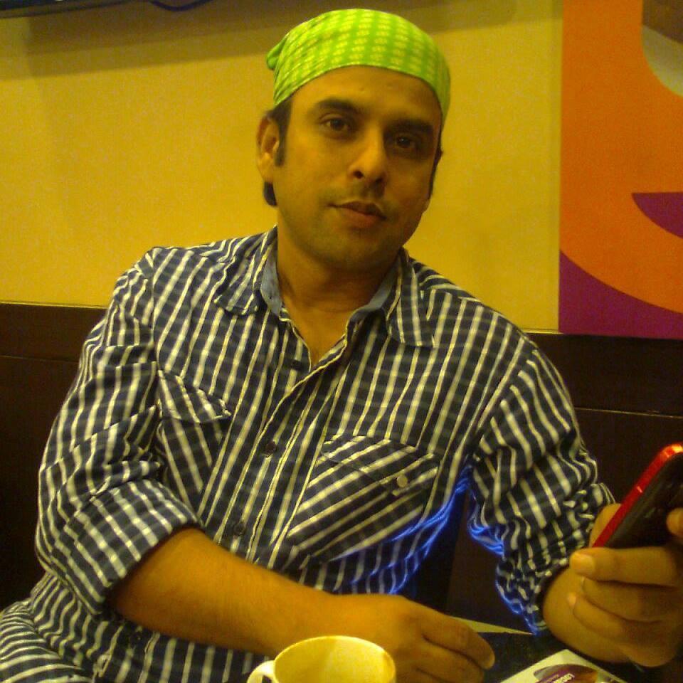 CPM Leader Debdut Ghosh