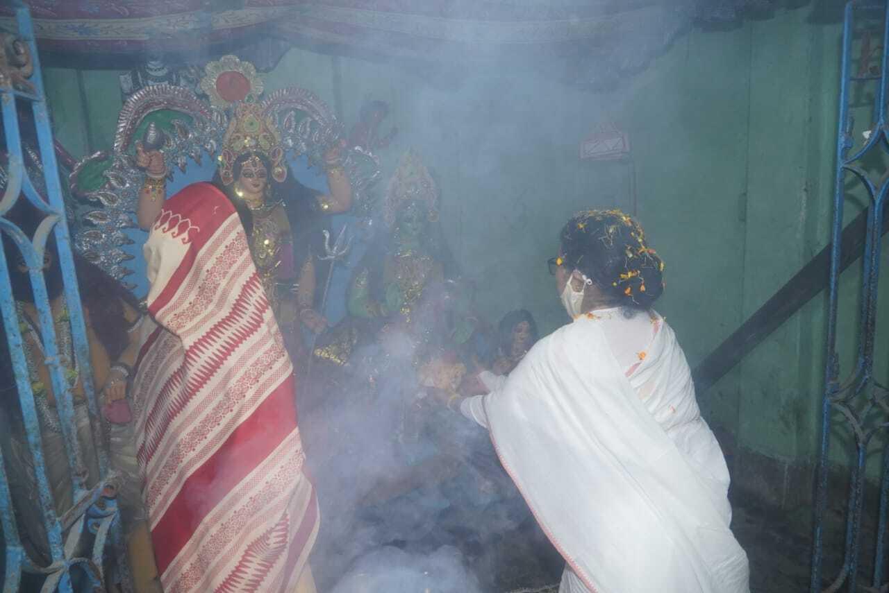 Mamata Banerjee Meet Locals At Nandigram During Bengal Election Campaign