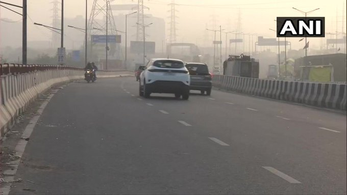 NH-24 Near Ghazipur Border Reopened For The Traffic, Ghaziabad